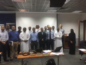 Abudawood creativity workshop