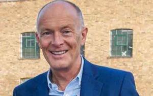 Creative industries expert David Parrish