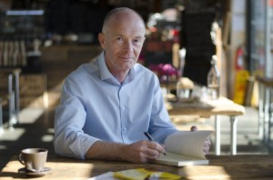 David Parrish international creative industries speaker, creative economy expert and author