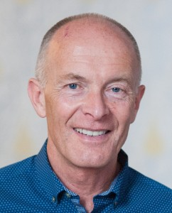 Photo of David Parrish by Mark McNulty