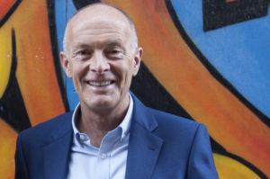 Creative industries business adviser, speaker and author David Parrish