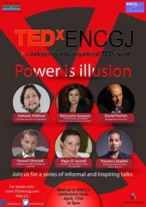 TEDxENCGJ at El Jadida, Morocco