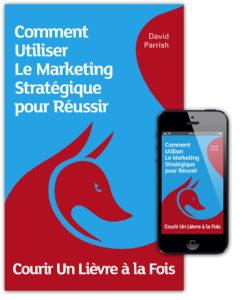 Marketing advice from David Parrish