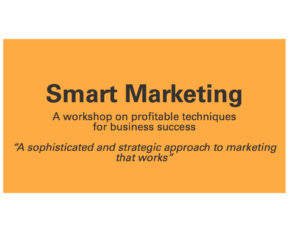 Smart marketing workshop