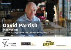 David Parrish. Christchurch New Zealand