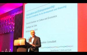 International business speaker