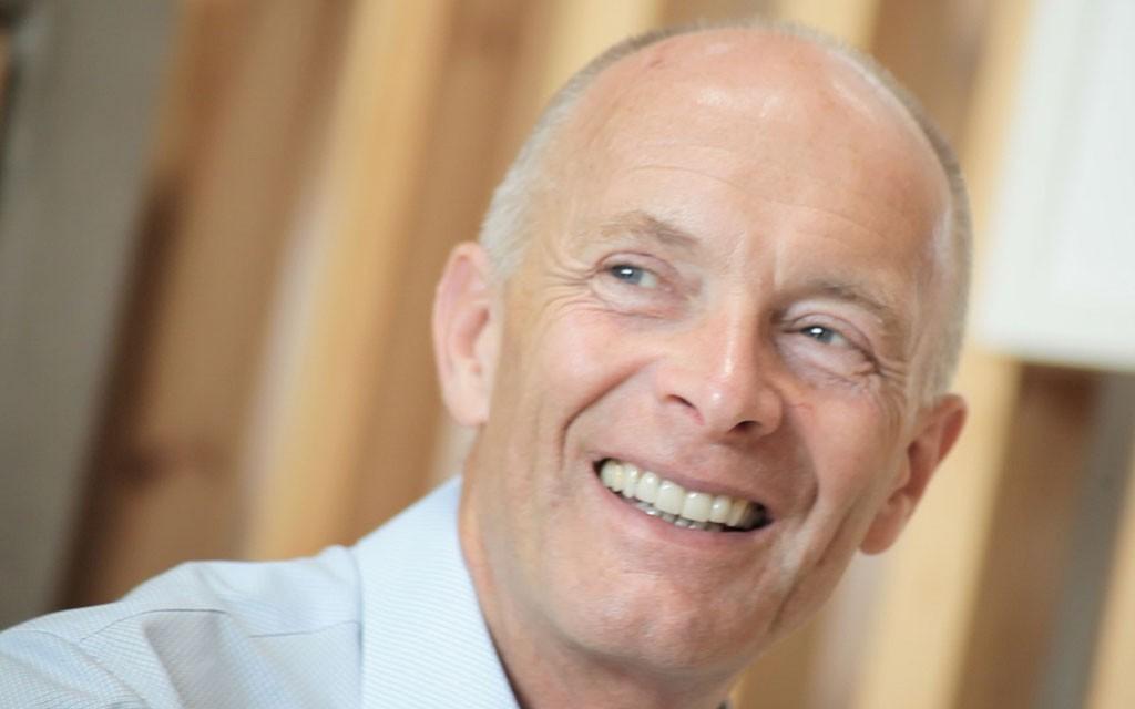 Creative industries speaker David Parrish