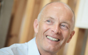 Creative industries speaker David Parrish