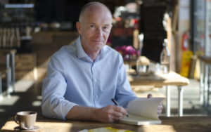 Creative Industries speaker and writer David Parrish