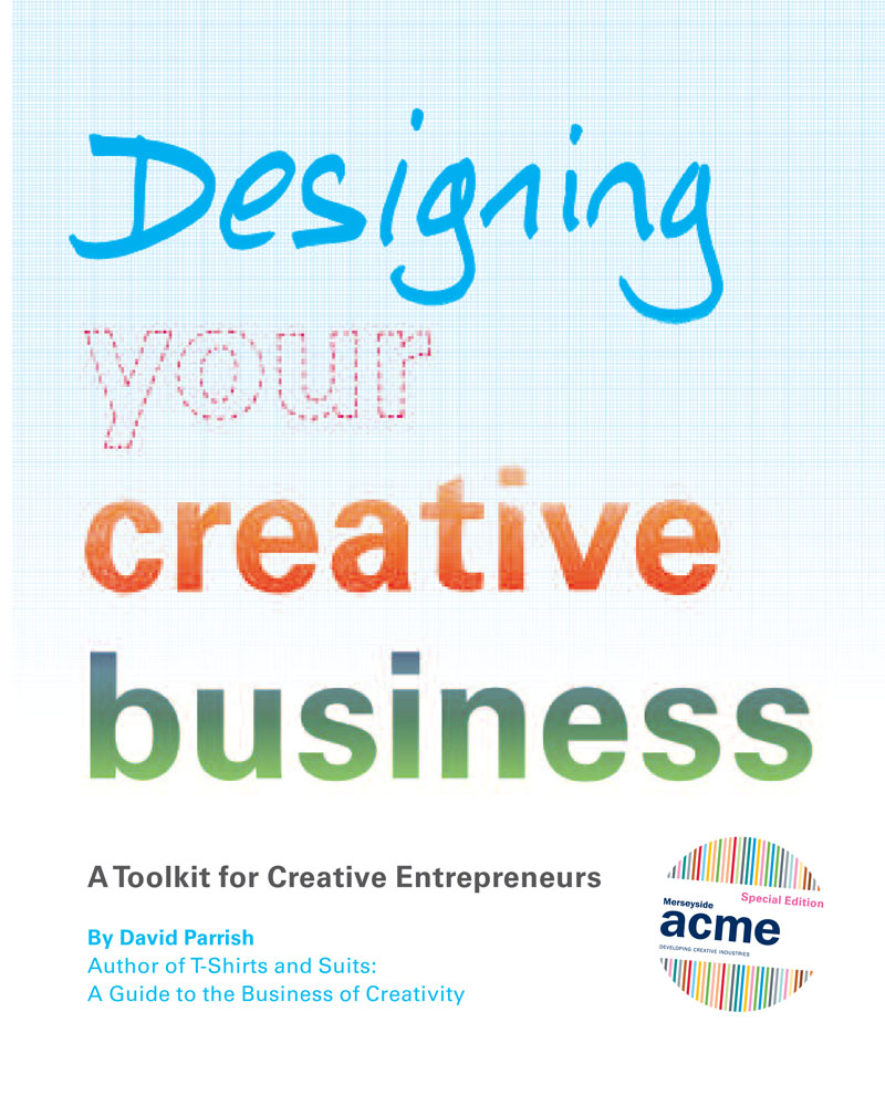 Translations of creative business books