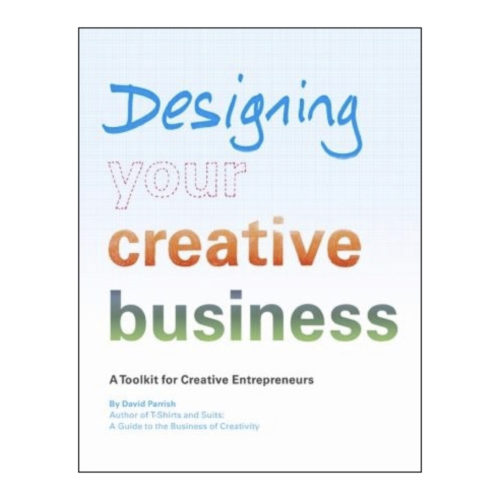 Designing Your Creative Business toolkit publication