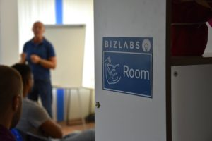 David at Creative Business Workshop in Plovdiv, Bulgaria