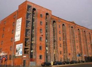 Creative Industries job creation at Elevator Studios in Liverpool