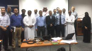 Leading Change workshop in Jeddah