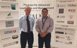 David Parrish workshop in Madinah, Saudi Arabia, with Khazi Zafar at MILE.