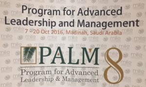 Leading Creative Cultures workshop in Saudi Arabia