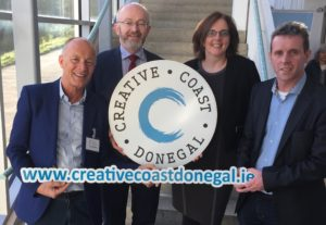 Generate programme for new creative jobs in Donegal, Ireland