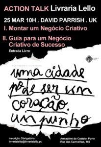 Creative business workshops in Porto