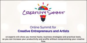 Creativity Speaker David Parrish at Creativity Summit