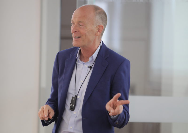 Let's talk about it with David Parrish at ZUMO+