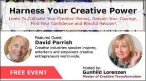 Online Creativity Event