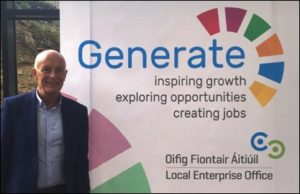 new business growth project to generate new creative jobs in the creative industries in Donegal, Ireland.