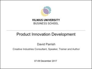 MSc in Creative Entrepreneurship