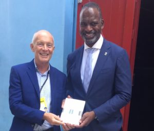 Orange Economy Keynote Speech in Curacao