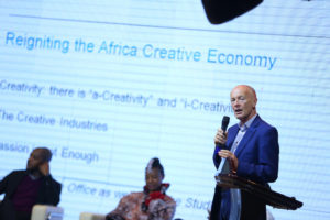 Creative Economy speaker David Parrish