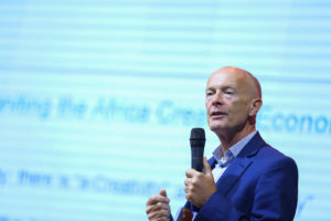 Digital Economy speaker David Parrish
