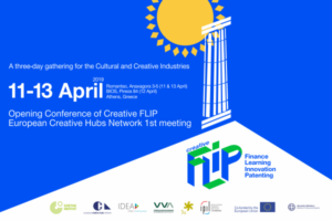 European Creative Hubs Network ECHN