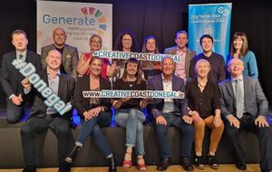 Generate programme in Donegal, Ireland, to create jobs in the creative and digital sector