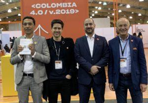 Ignacio Gaitan at Colombia 4.0