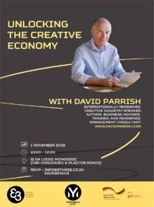 Creative Economy speaker