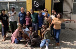 South African Entrepreneurship workshop