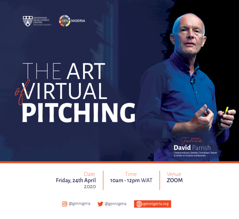 Art of Virtual Pitching