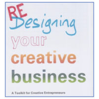 RE-Designing Your Creative Business online toolkit course