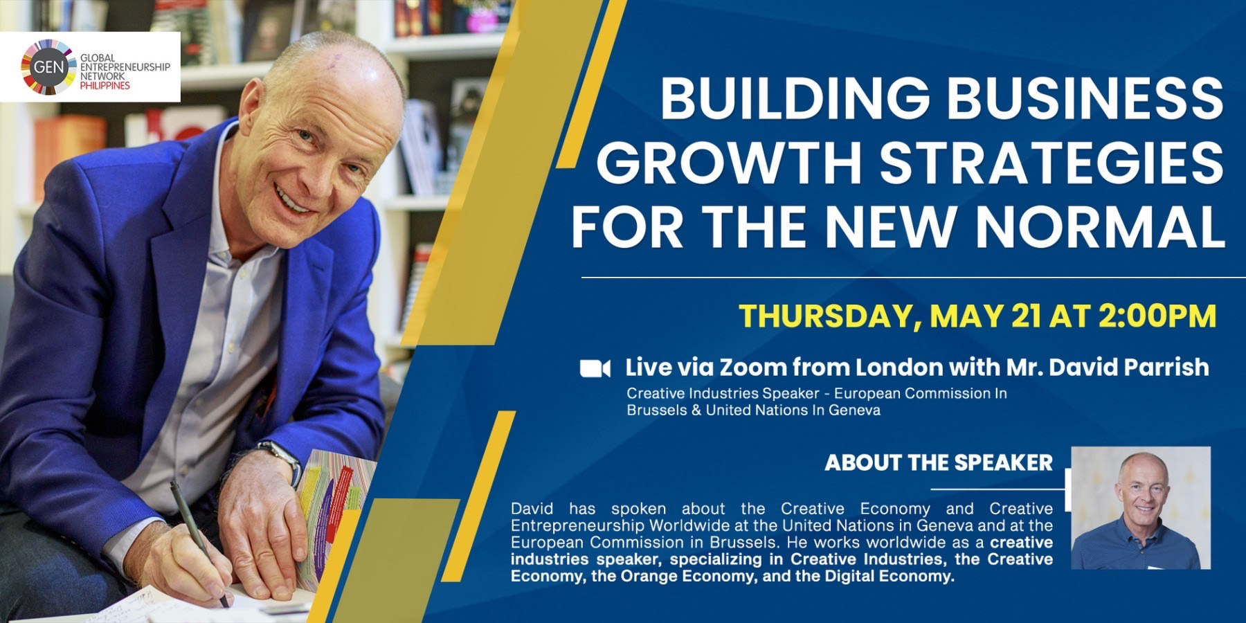 Business Strategies For The New Normal Philippines Webinar