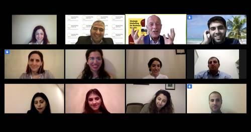 Leadership Lecture Online with the Leadership School Armenia