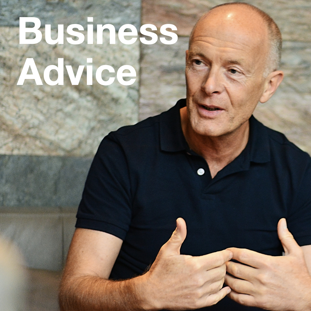Business Advice, Consultancy and Coaching (online and offline)