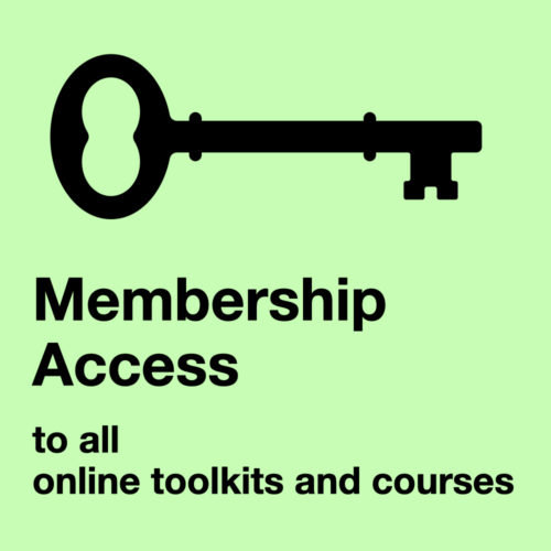 membership access to online toolkits