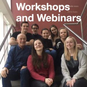 Creative Business training workshops and webinars
