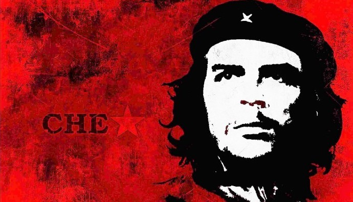 That photo of Che Guevara