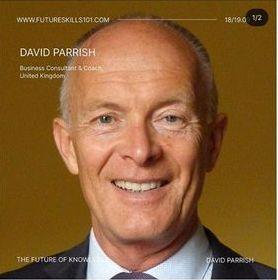 The Future of Knowledge speaker David Parrish