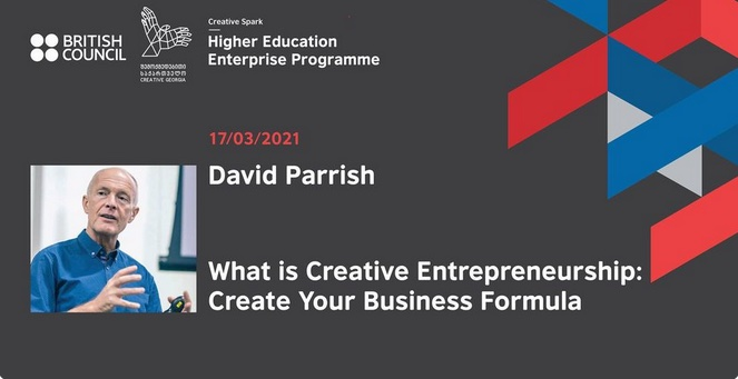 What is Creative Entrepreneurship?