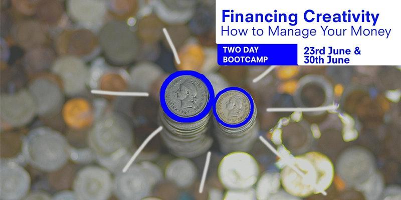 Financing Creativity bootcamp with David Parrish