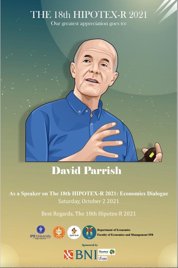 David Parrish university lecture Indonesia